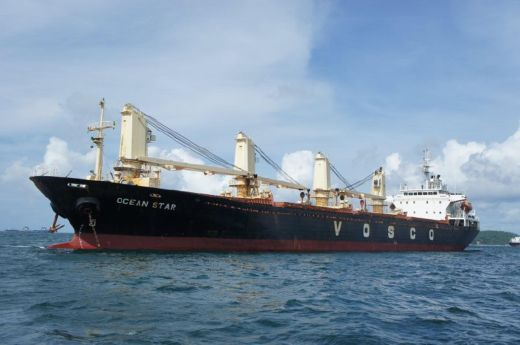 2005 Container Feeder