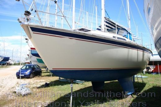 1989 Westerly Tempest 31