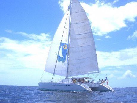 1997 Lagoon 57