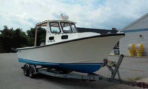 1991 Eastern Tuna Rig