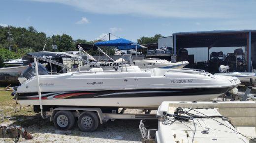 2010 Hurricane SunDeck Sport 231 OB