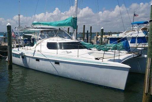 1996 Manta 40 Sail Catamaran