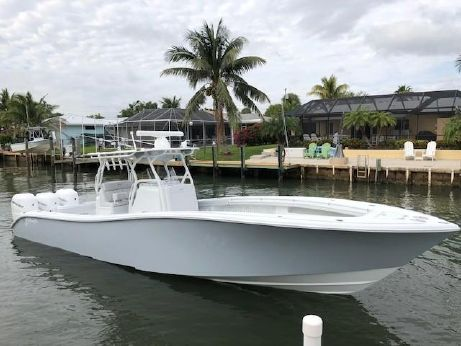 2017 Yellowfin 36
