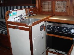 Photo of 36' Allied Princess Ketch - Video