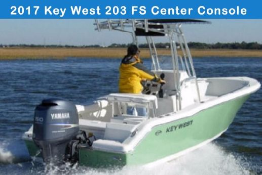 2017 Key West 203 FS