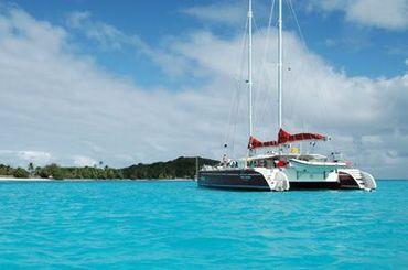 2004 Maxi Catamaran 82 sailing catamaran