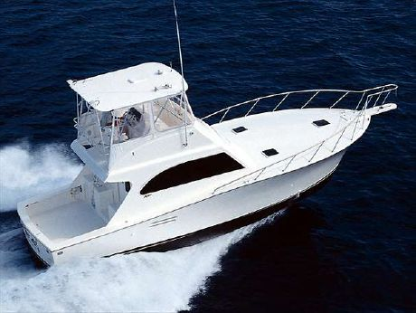 2000 Post Marine 42 AWLGRIP ENTIRE BOAT