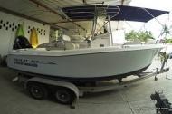 2006 Sea Hunt 232 TRITON CENTER CONSOLE