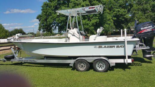 2015 Blazer Bay 2400