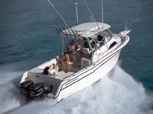 2001 Grady-White Marlin 300 Power Boat For Sale - www yachtworld com