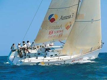 2002 X-Yachts IMX-40