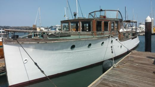 1928 Stephens CLASSIC RAISED DECK EXPRESS CRUISER
