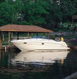 2001 Sea Ray 290 Amberjack