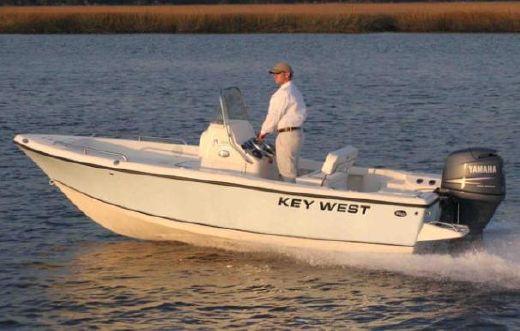 2016 Key West Boats 176CC