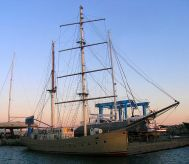1918 Custom Brigantine Sailing Vessel
