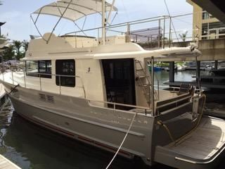 2015 Beneteau Usa Swift Trawler 44