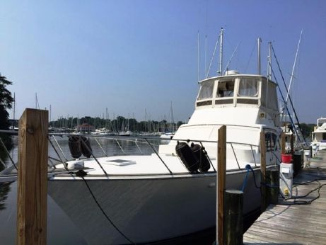1984 Post Marine 46 Sportfish