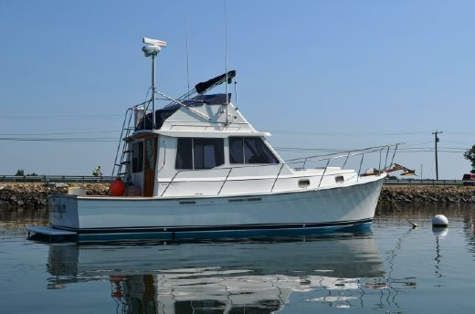 1988 Cape Dory Flybridge