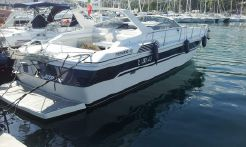 1989 Pershing 45' Limited