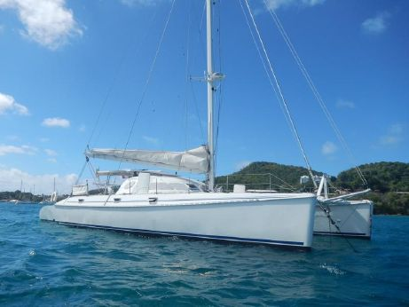 1992 Outremer 55 STD