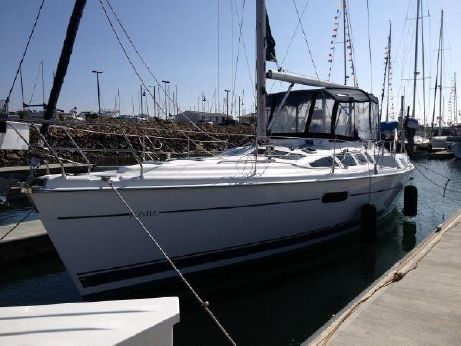 2003 Hunter 420 Passage