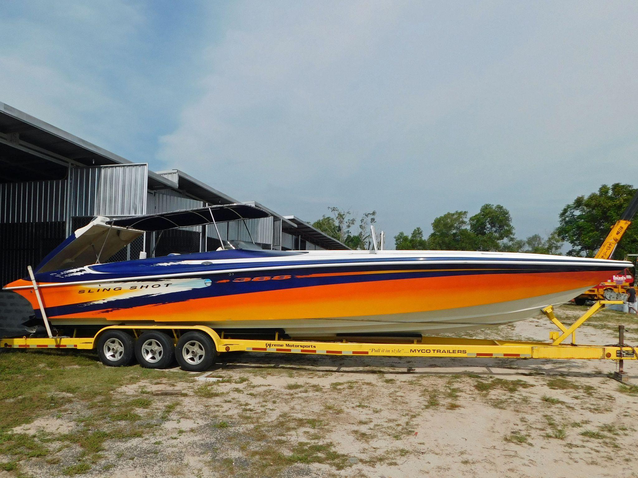 Slingshot Hustler Boat - Hot Nude-6421