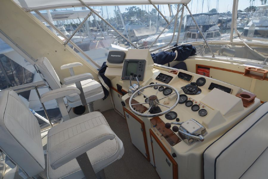 New 1985 38' CHRIS-CRAFT 382 COMMANDER for sale in Dana Point California IT92