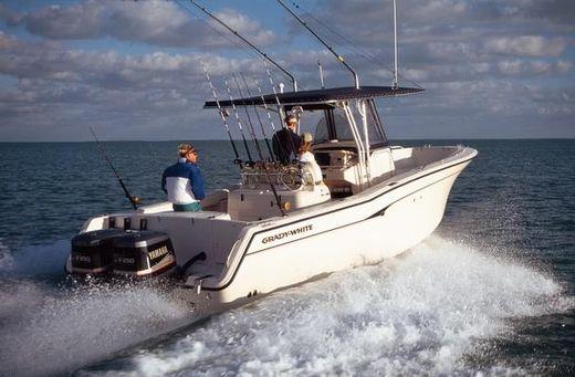 2001 Grady-White Bimini 306