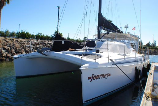 2000 Manta 42 MkI  LLC Owned