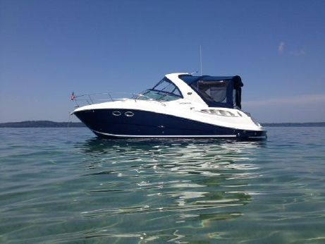 2008 Sea Ray 290 Sundancer with Trailer