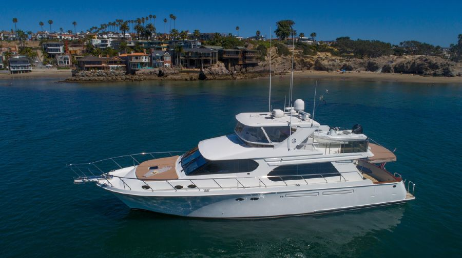 Ocean Alexander 64 Motoryacht for sale in Newport Beach