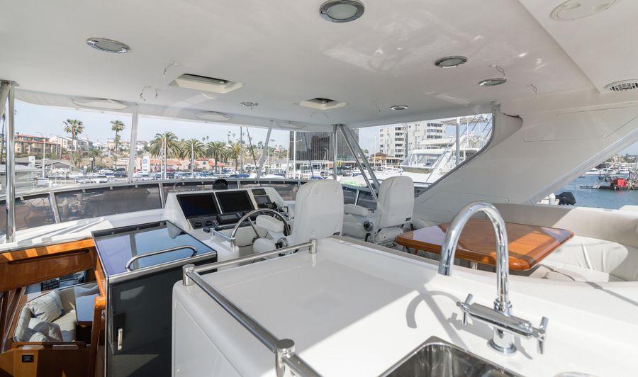 Ocean Alexander 64 Motoryacht Flybridge