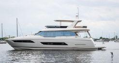 2017 Prestige 680 Motor Yacht