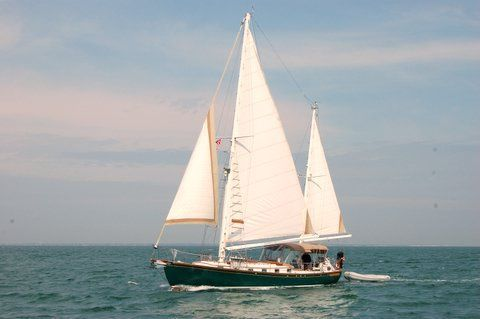 1974 Buzzards Bay Boats Inc./vaitses-Custom Herreshoff Ketch