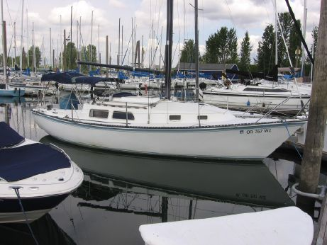 1986 Newport 28 Mark II