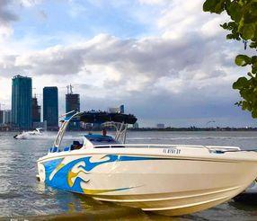 2002 Carrera Boats 32