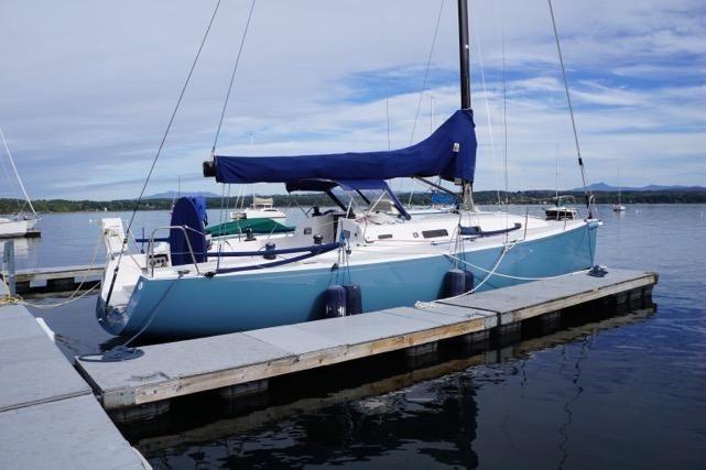 2008 j boats j 122