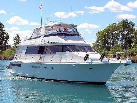 1991 Viking 57 Motor Yacht