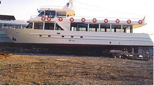 2014 Passenger Boat