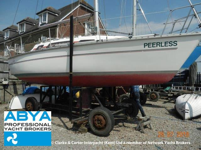 1992 parker 275 lifting keel sail boat for sale www yachtworld com Sukup Wiring Diagram