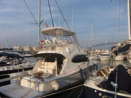 2001 Riviera 40