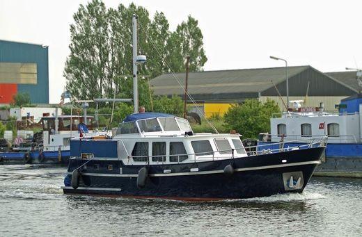 1996 Monty Bank 43 Trawler