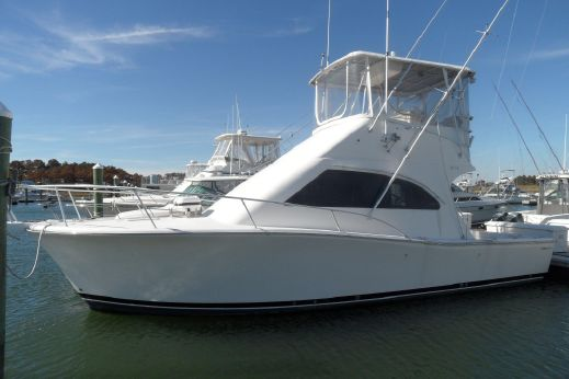 2002 Luhrs 34 Convertible