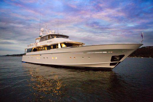 1986 Lloyds 115 Motor Yacht