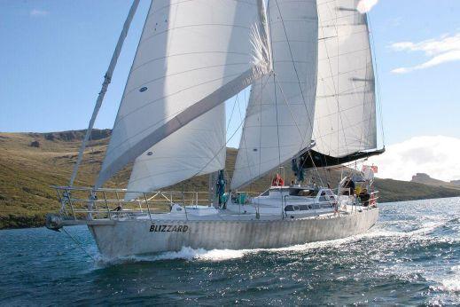 1992 Radford 20 M Expedition Yacht