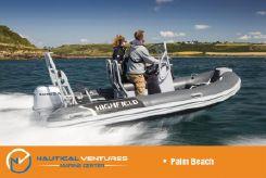 2020 Highfield Ocean Master 420