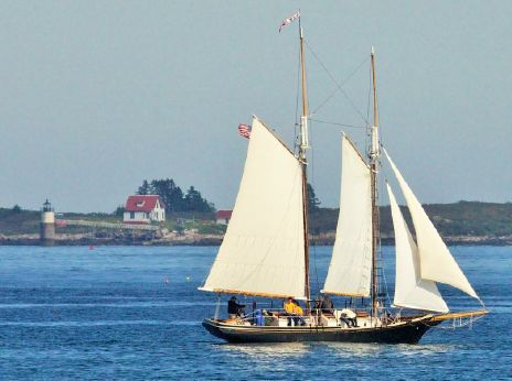 1947 Fred Whittier Keel Schooner