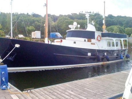 1969 Cammenga De Vries Steel  Motor Yacht