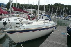 1990 Westerly Storm 33