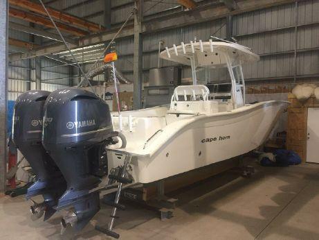 2014 Cape Horn 31 T